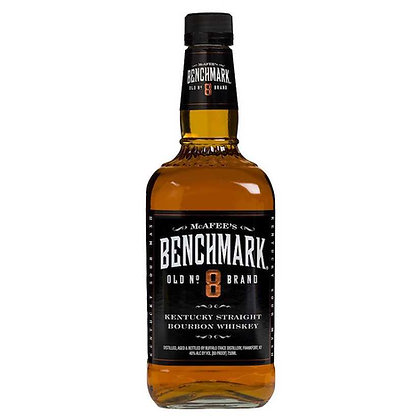 BENCHMARK BOURBON OLD Nº 8 720ML
