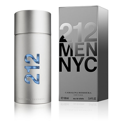 212 MEN DE CAROLINA HERRERA - EDT