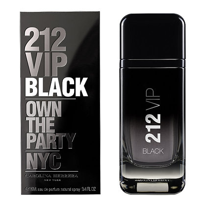 212 VIP BLACK MEN 100 ML
