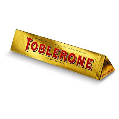 TOBLERONE 400 GR