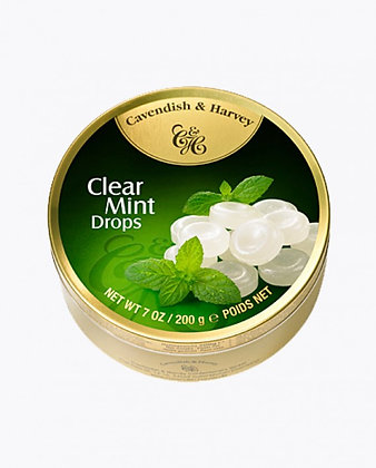 BALA CAVENDISH CLEAR MINT 200GR