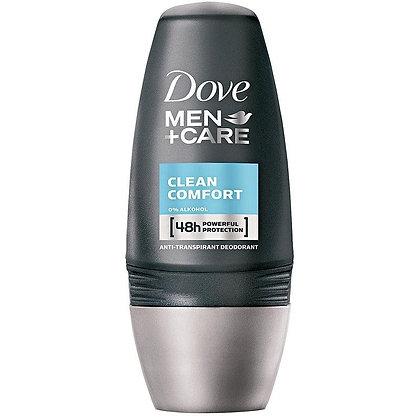 Dove deo Clean Confort 50 ml
