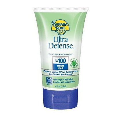 Ultra Defense Sunscreen Lotion SPF 100