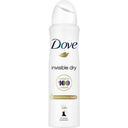 Dove deo Invisible Dry 250ml