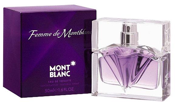 Femme de Mont Blanc de MONT BLANC - EDT