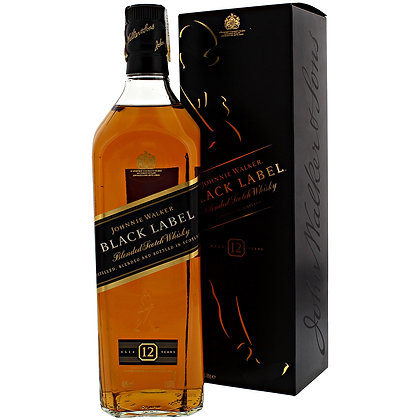 Whisky J.w black