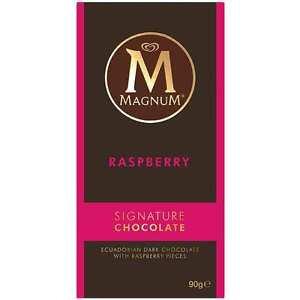 MAGNUM CHOCOLATE SIGNATURE RASPBERRY