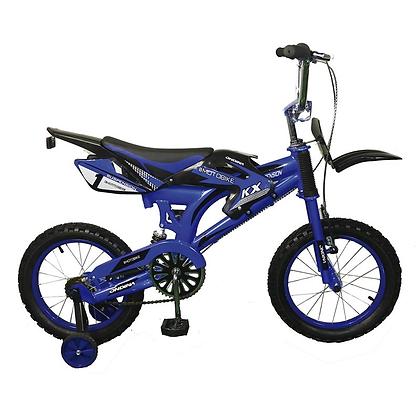 Bicicleta Ondina Motobike 16 2017 Azul