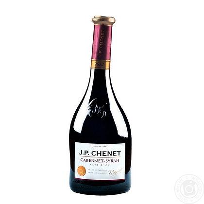 J.P. CHENET CABERNET-SYRAH 750ML