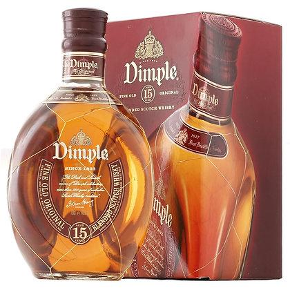 Dimple De Luxe 12 x 1lt Con Estuche