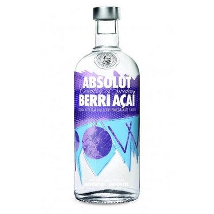 ABSOLUT BERRY AÇAÍ