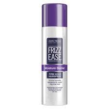 Moisture Barrier Hair Spray