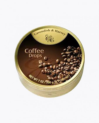 CARAMELOS CAVENDISH COFFEE 200GRS