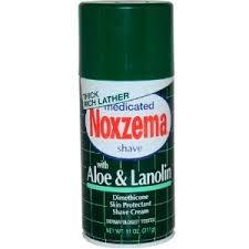 Espuma de afeitar Aloe y Lanolina