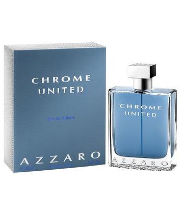 CHROME UNITED AZZARO - EDT