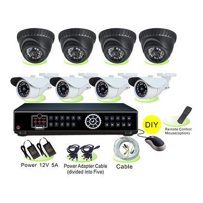 Kit Câmeras de vídeo