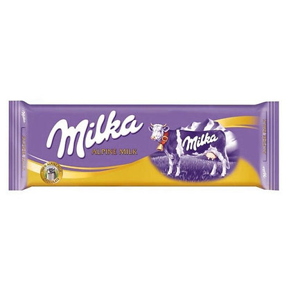 CHOCOLATE MILKA APLINE 300 GR