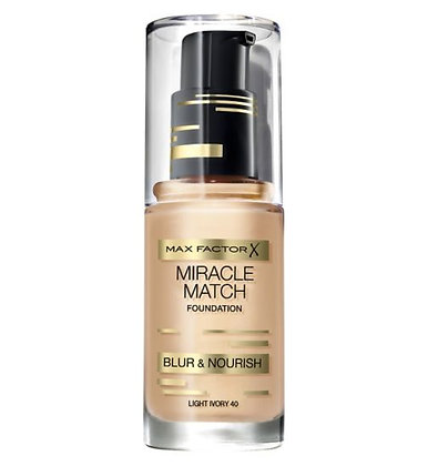 Miracle Match Blur & Nourish de MAX FACTOR