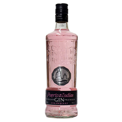 GIN PUERTO DE INDIAS STRAWBERRY 700ML