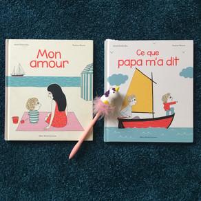 Des albums pour enfants emplis de tendresse !