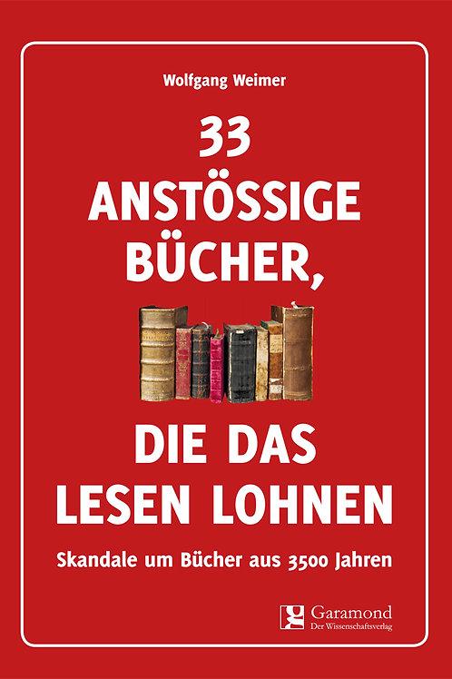 33 anstößige Bücher, die das Lesen lohnen
