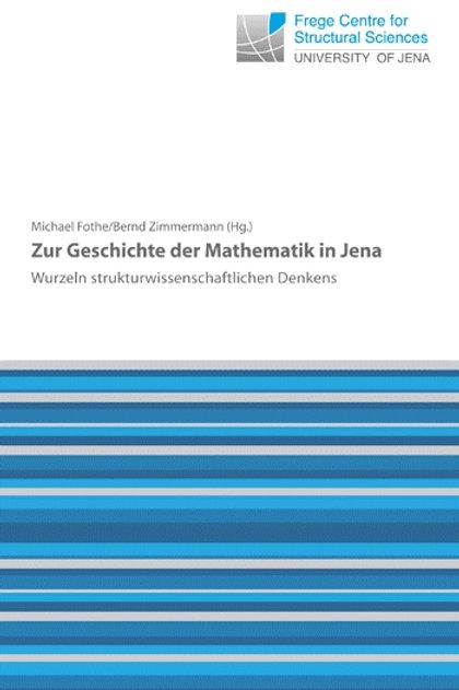 Zur Geschichte der Mathematik in Jena