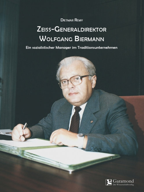 Zeiss-Generaldirektor Wolfgang Biermann