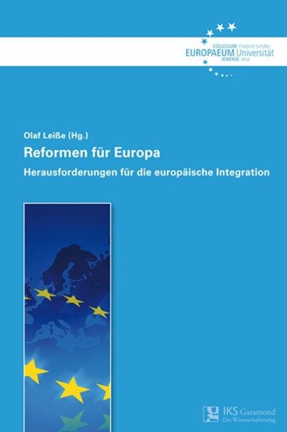Reformen für Europa