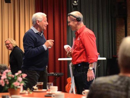 Voetbal Dames aan de slag met Spel en Quiz tijdens de uitzending van RTV Drenthe in het programma &q