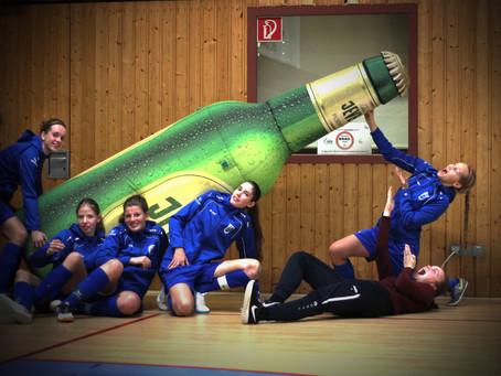 Nieuw Roden  wint de JEVER Damen Cup 2015 in Duitsland
