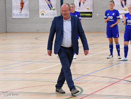 Eerste overwinning KTP Nieuw Roden tegen EXS Zwolle/Schuurman Bouwadvies