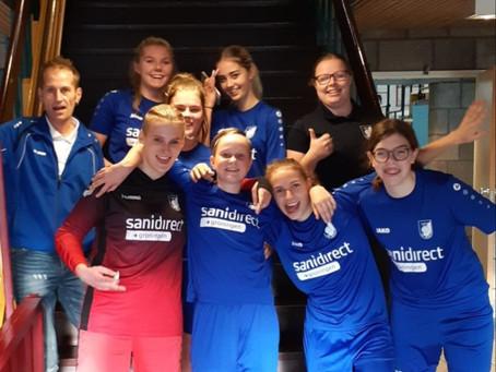 KTP Mo17 door naar de volgende ronde op KNVB Toernooi!
