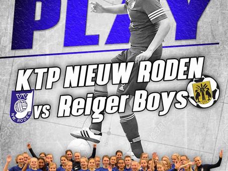 KTP vr1 - Reiger Boys vr1