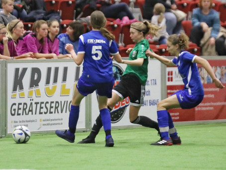 KTP Nieuw Roden MO15 niet in de finalevan de Aurich Cup 2019.