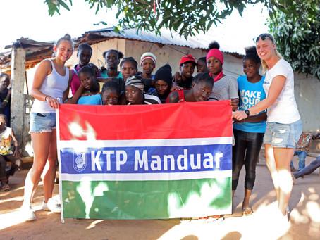 KTP Manduar –Gambia (reis)verslag