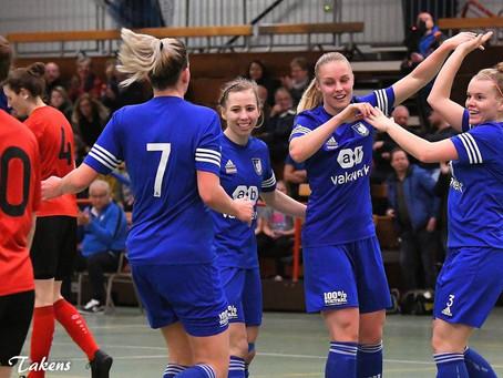 KTP Nieuw Roden wint van Alkmaar Sportstars met duidelijke cijfers