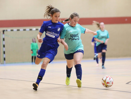 Jever Edeka Wichmann Futsal-Cup meer fotos