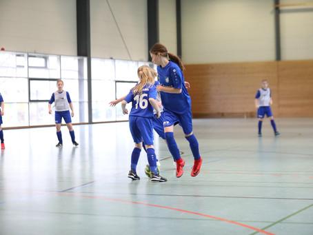 KTP Nieuw Roden goed vertegenwoordigd ophet SC Borgfeld Hallenturniere te Bremen