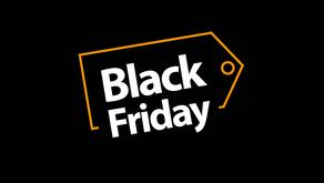 É hora de planejar para a Black Friday!