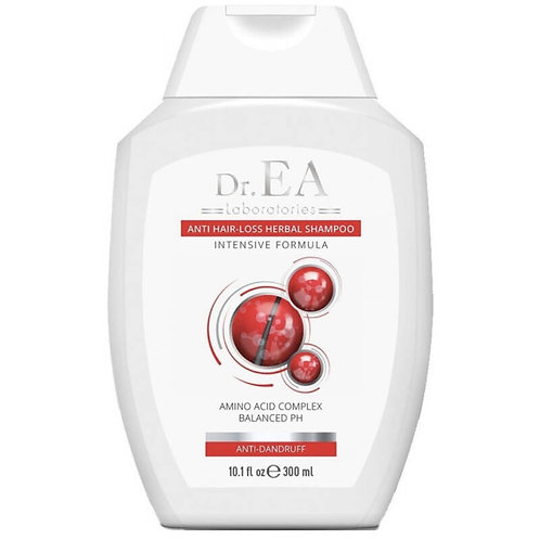 Kruiden-shampoo tegen haaruitval