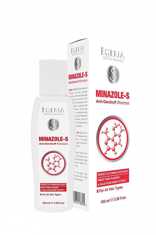 Egeria Anti Dandruff Shampoo -  Piroctone Olamine