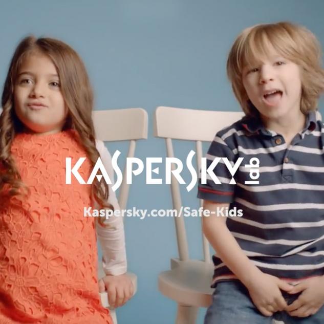 Kaspersky: Safe Kids Campaign