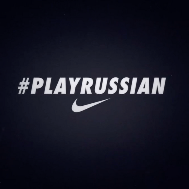NIKE: Play Russian Campaign