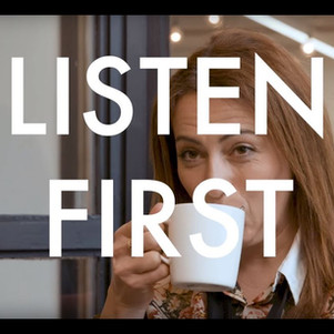 'Listen First' with Layla Smith