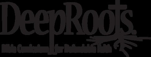 DeepRoots_w_tagline_R_BLK 300dpi.png