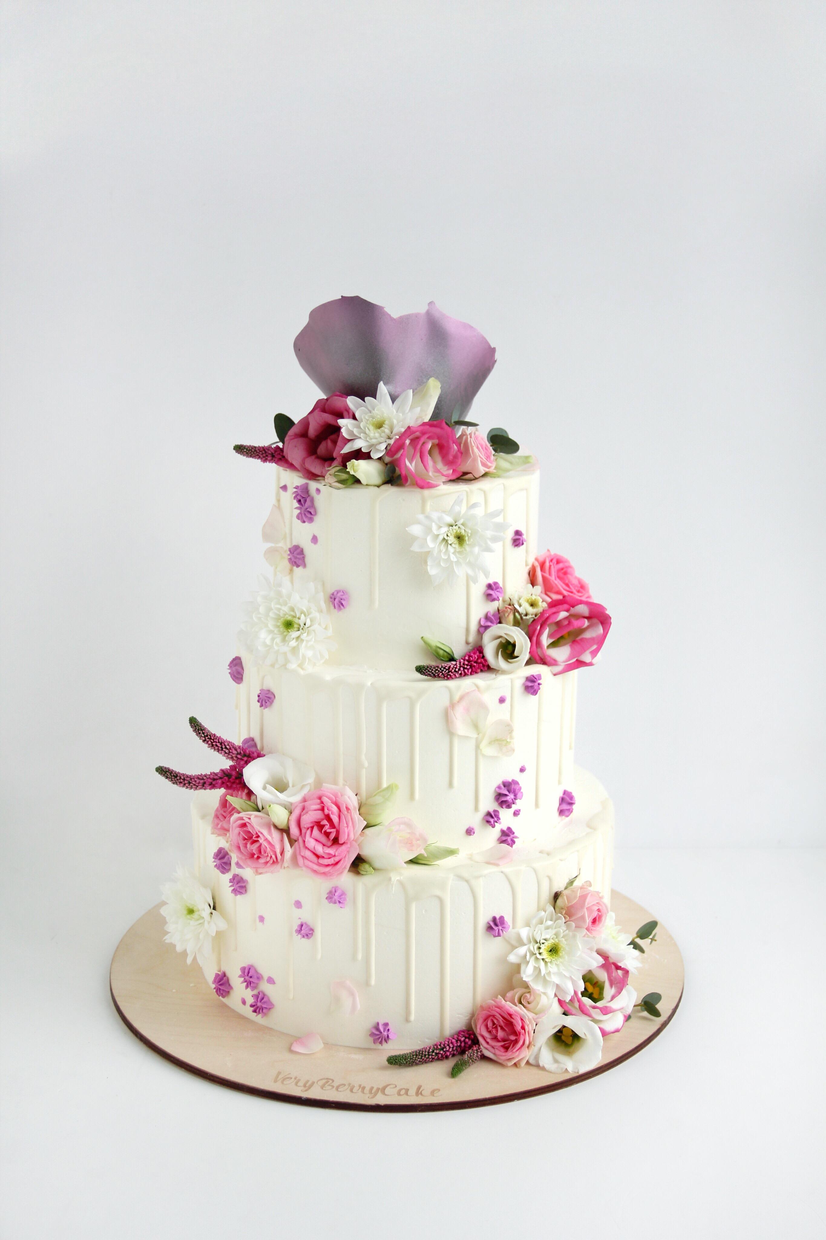 свадебный торт в кудрово