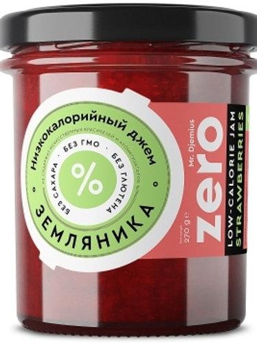 Джем низкокалорийный ZERO Земляника, 270 г