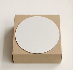 Подложка белая/золото 20Д 1.5мм