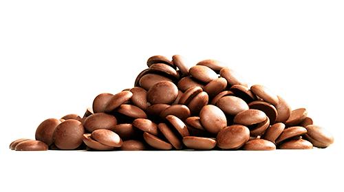 Шоколад молочный таблетки Sicao 500г