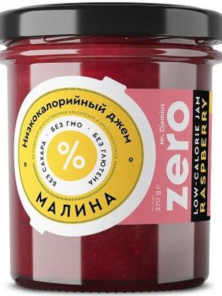 Джем низкокалорийный джем ZERO Малина, 270 г